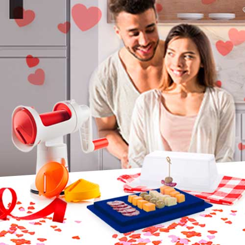 ideas menu de san valentin